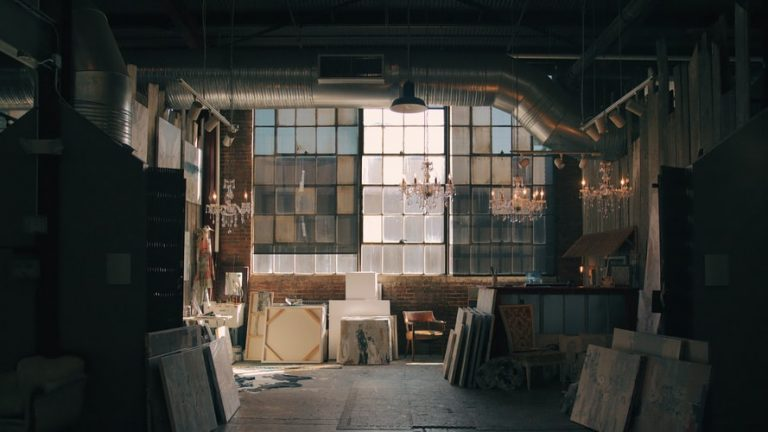 Building An Art Studio: What You Need To Know