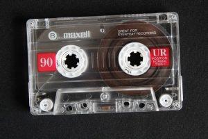 Cassette to digital